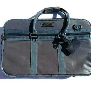 Designer carry on/weekend bag